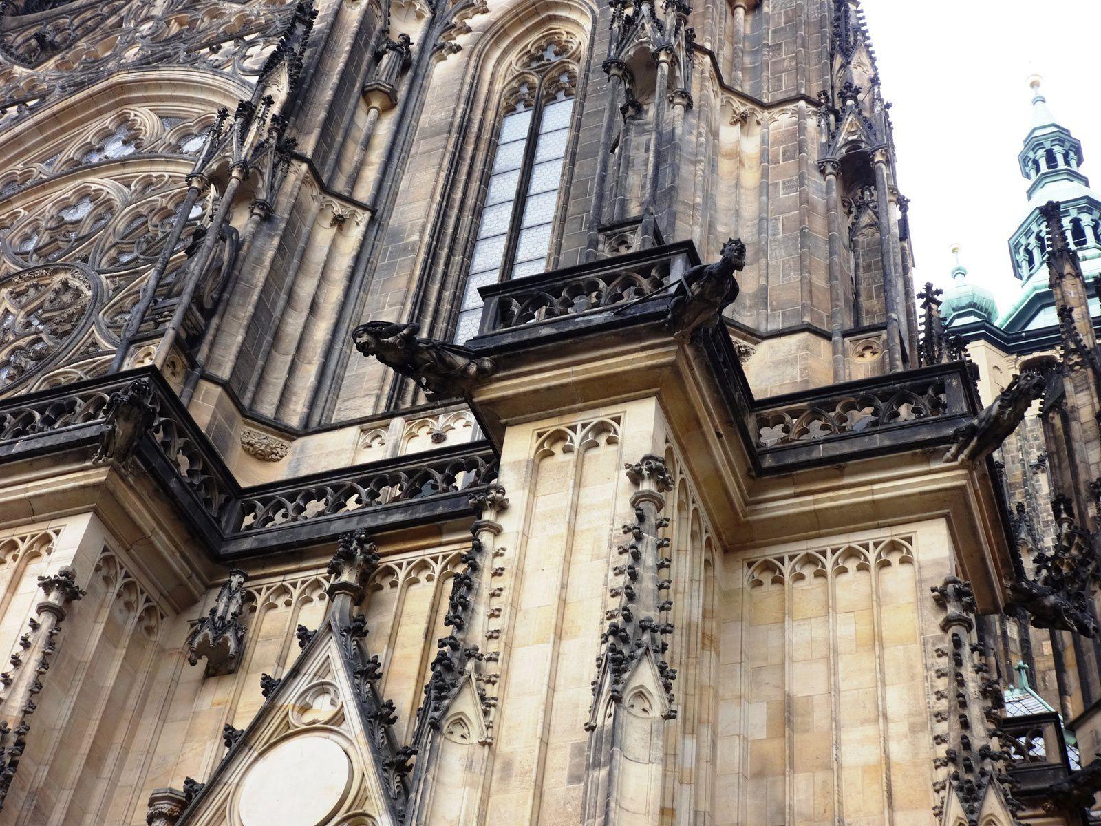 Six jours à Prague - 7. Le château