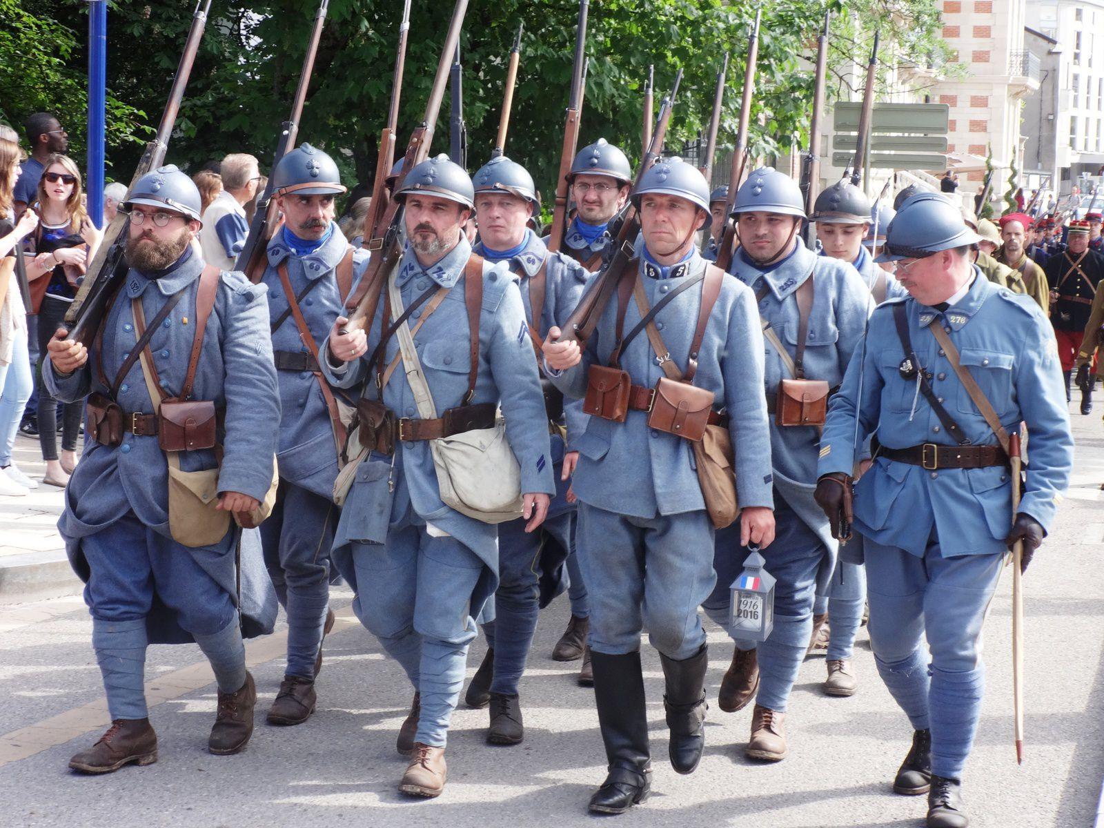 Centenaire de la Grande Bataille de Verdun : 80 troupes dans la ville