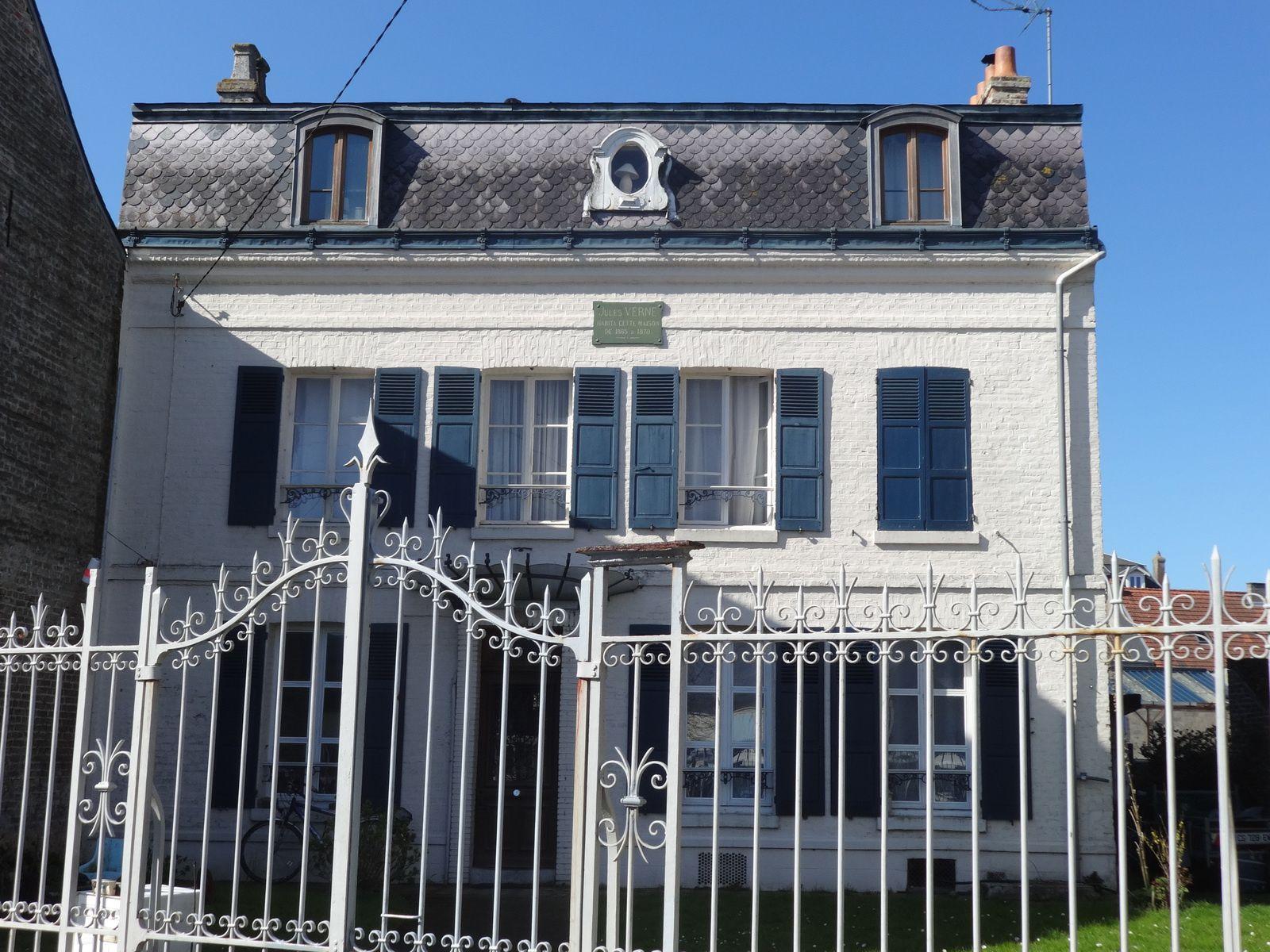 La Baie de Somme et ses environs - 2.b/ Le Crotoy : ses maisons