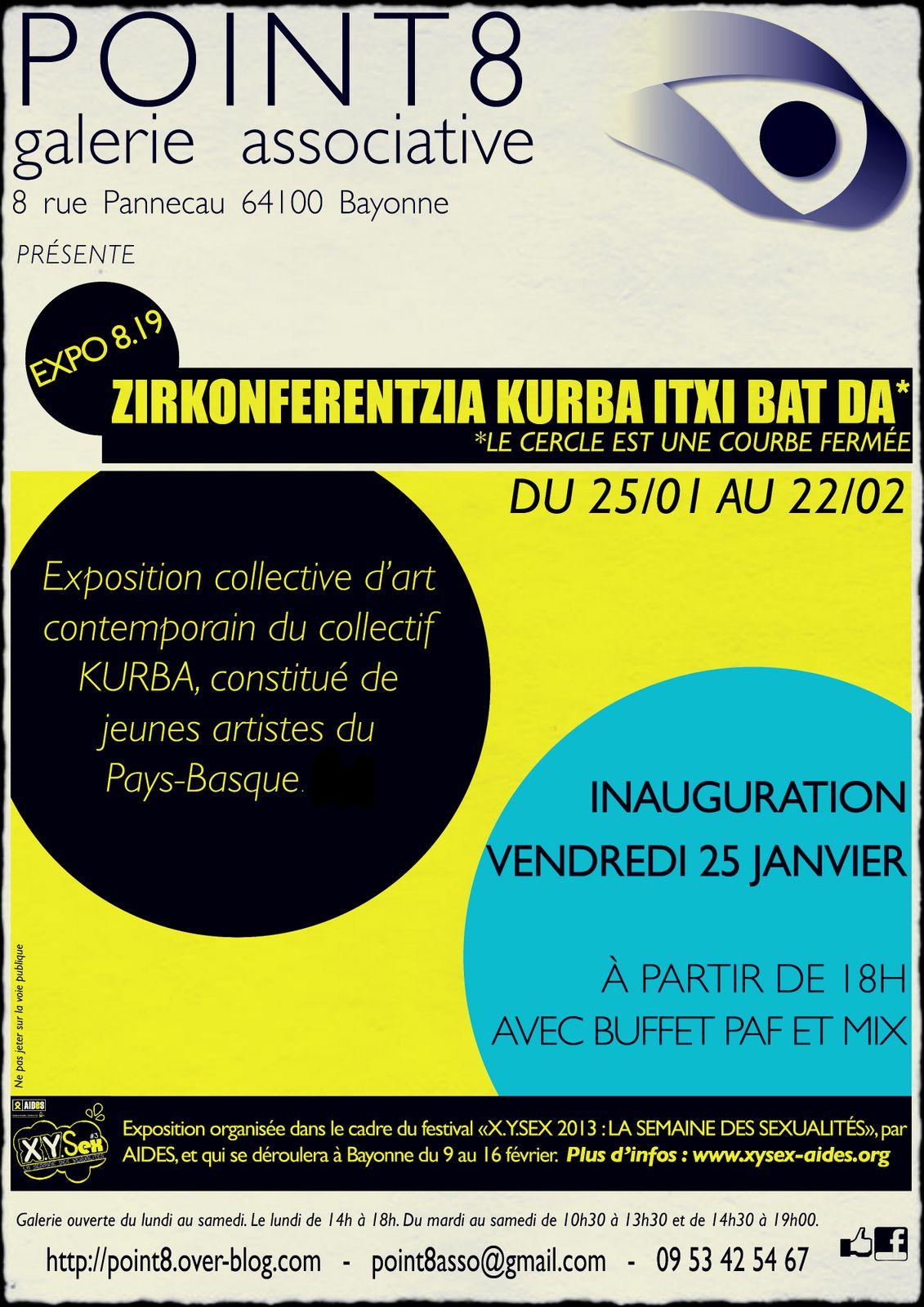 (2013/01) EXPO 8.19 ZIRKONFERENTZIA KURBA ITXI BAT DA