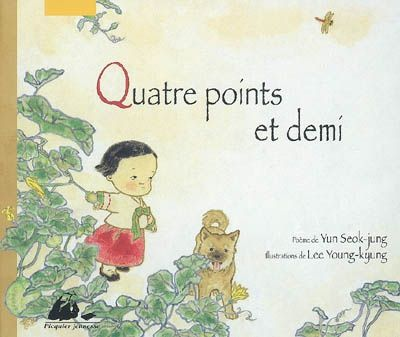 Quatre points et demi de Yun Seok-Jung et Lee Young-Kyung