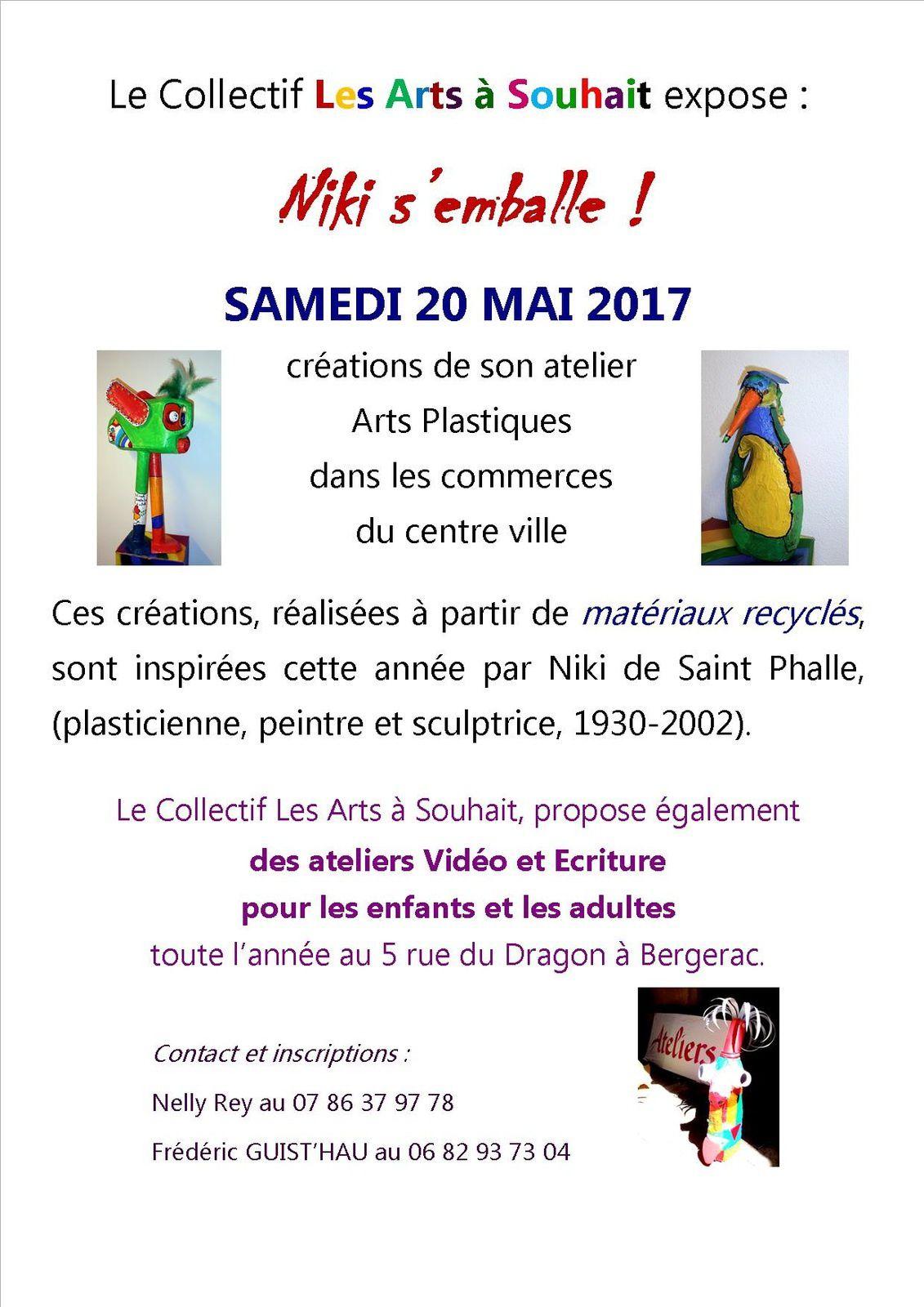 Les Arts à Souhait à Bergerac