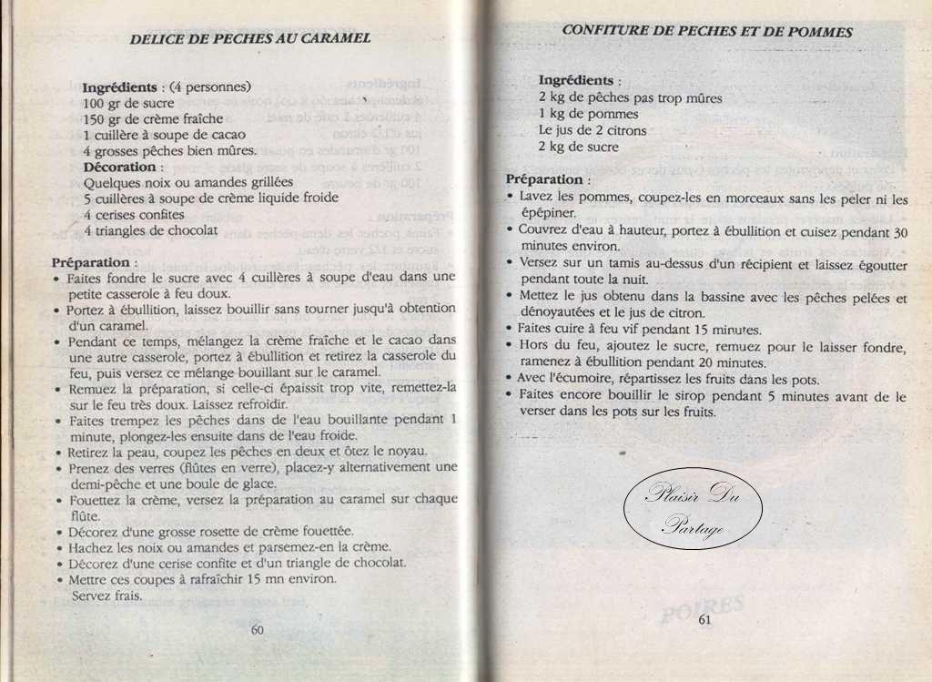 livre de mme rezki patisserie,desserts et confiture à base de fruits