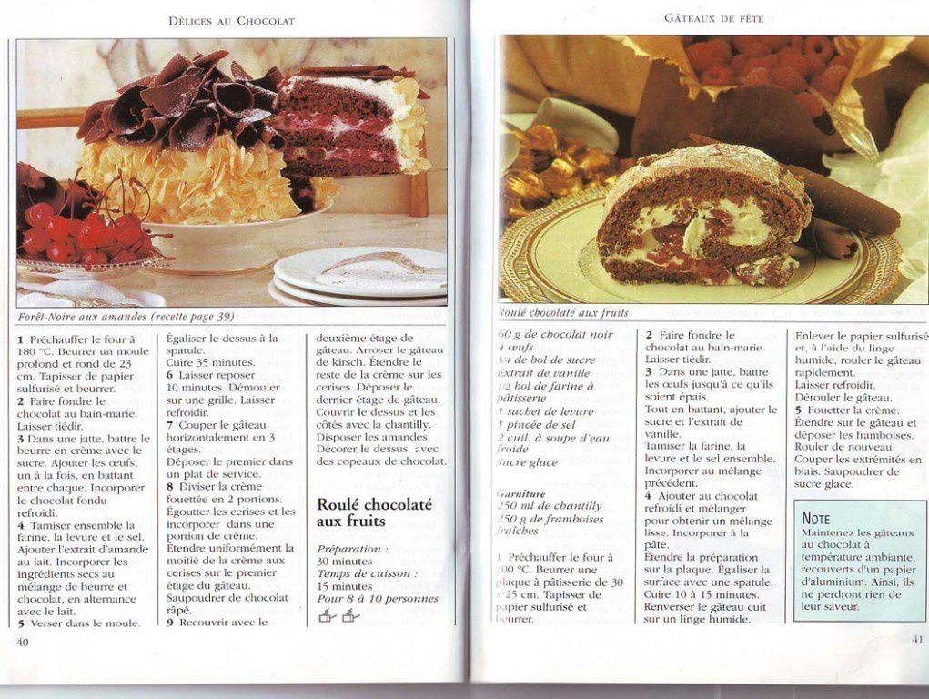 livre de anne wilson &quot&#x3B;delices au chocolat&quot&#x3B;