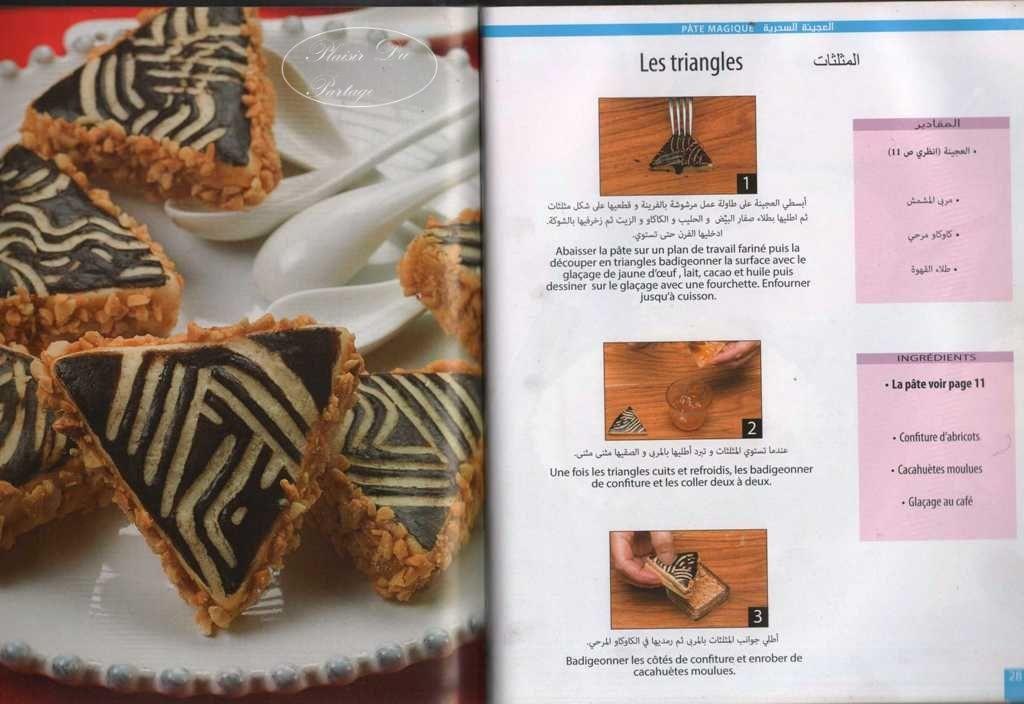 livre cuisine de A à Z pate magique