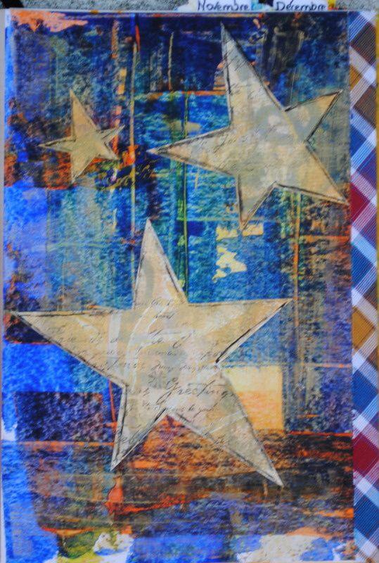 Semaine 42 : des étoiles