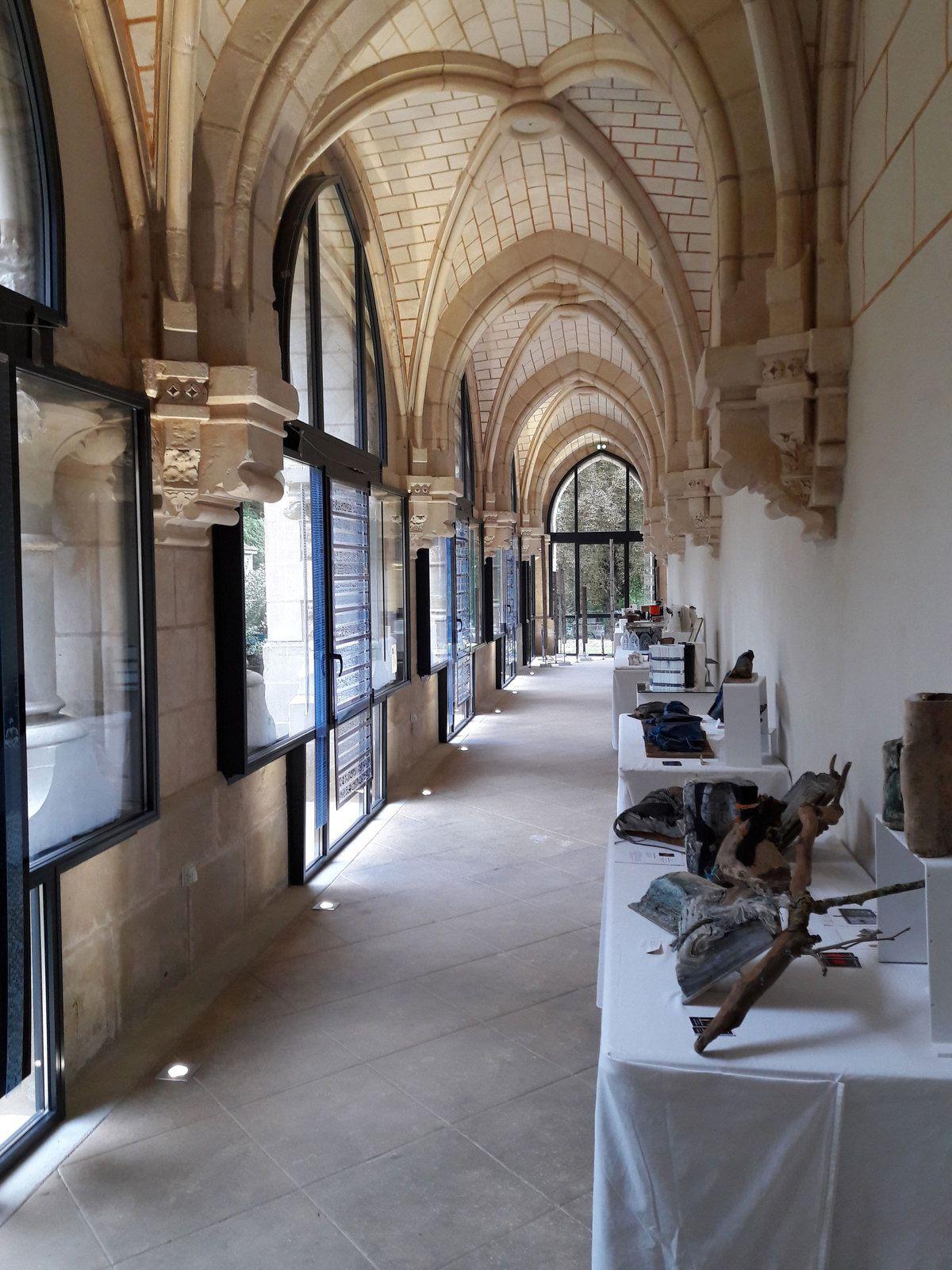 Vues de la galerie et de l'extérieur