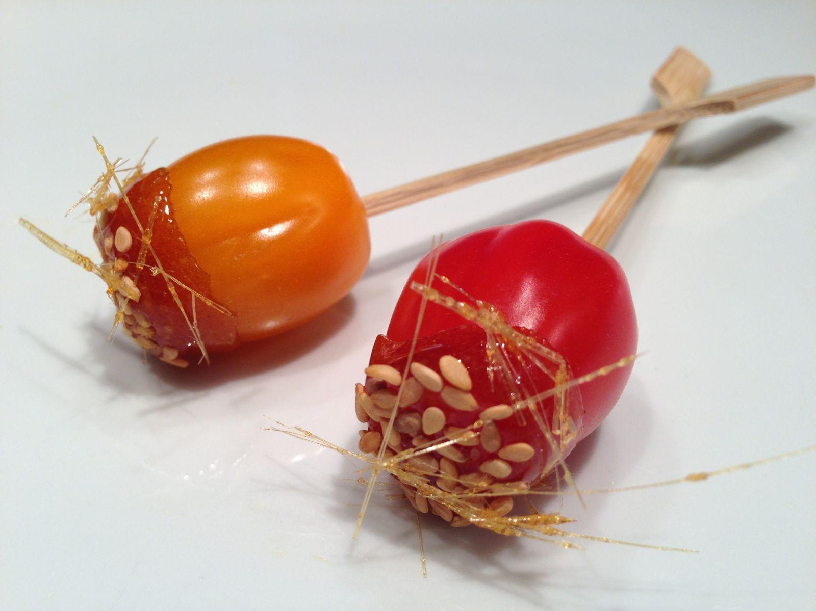 tomates cerise d 39 amour ondine table. Black Bedroom Furniture Sets. Home Design Ideas