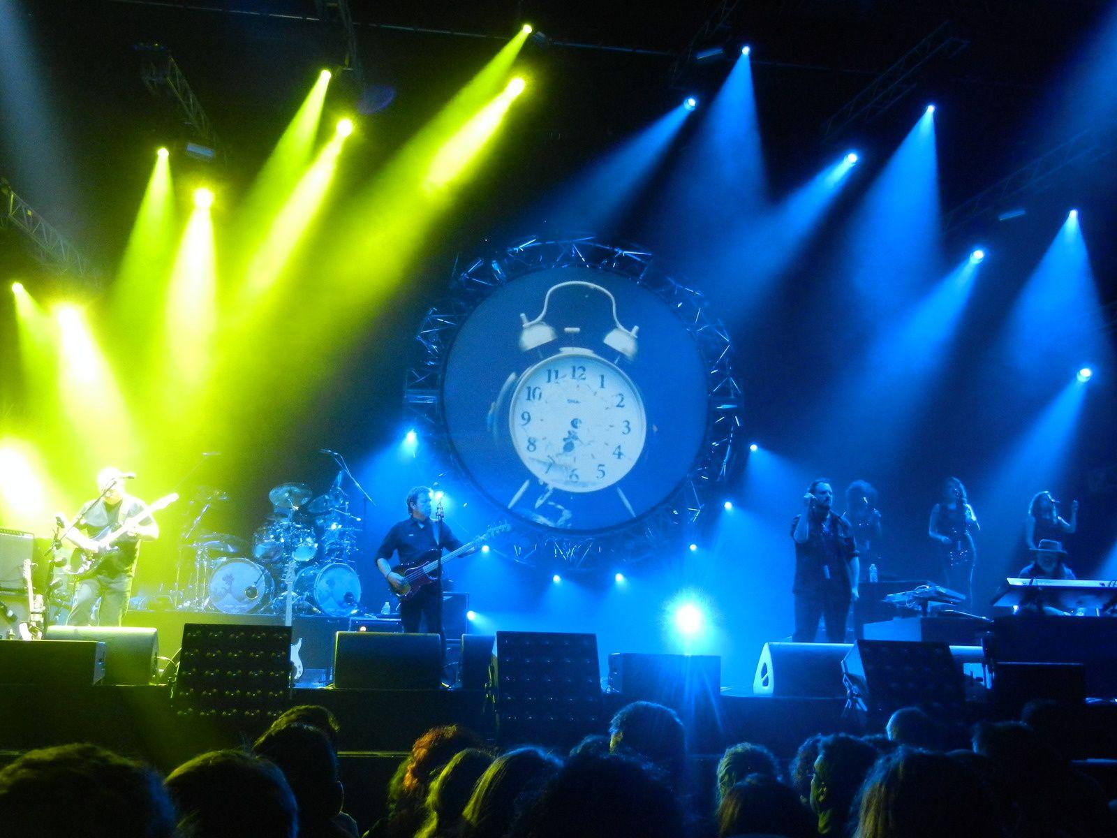 Mercredi 28 janvier 2015 Zénith d'Orléans : The Australian Pink Floyd Show