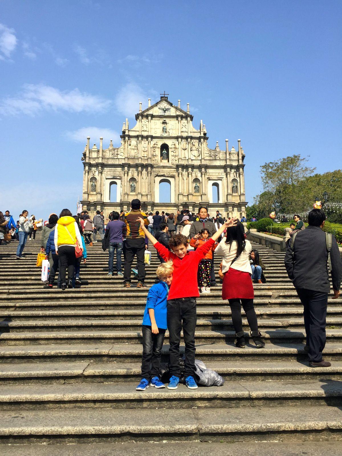 Macau autrement...