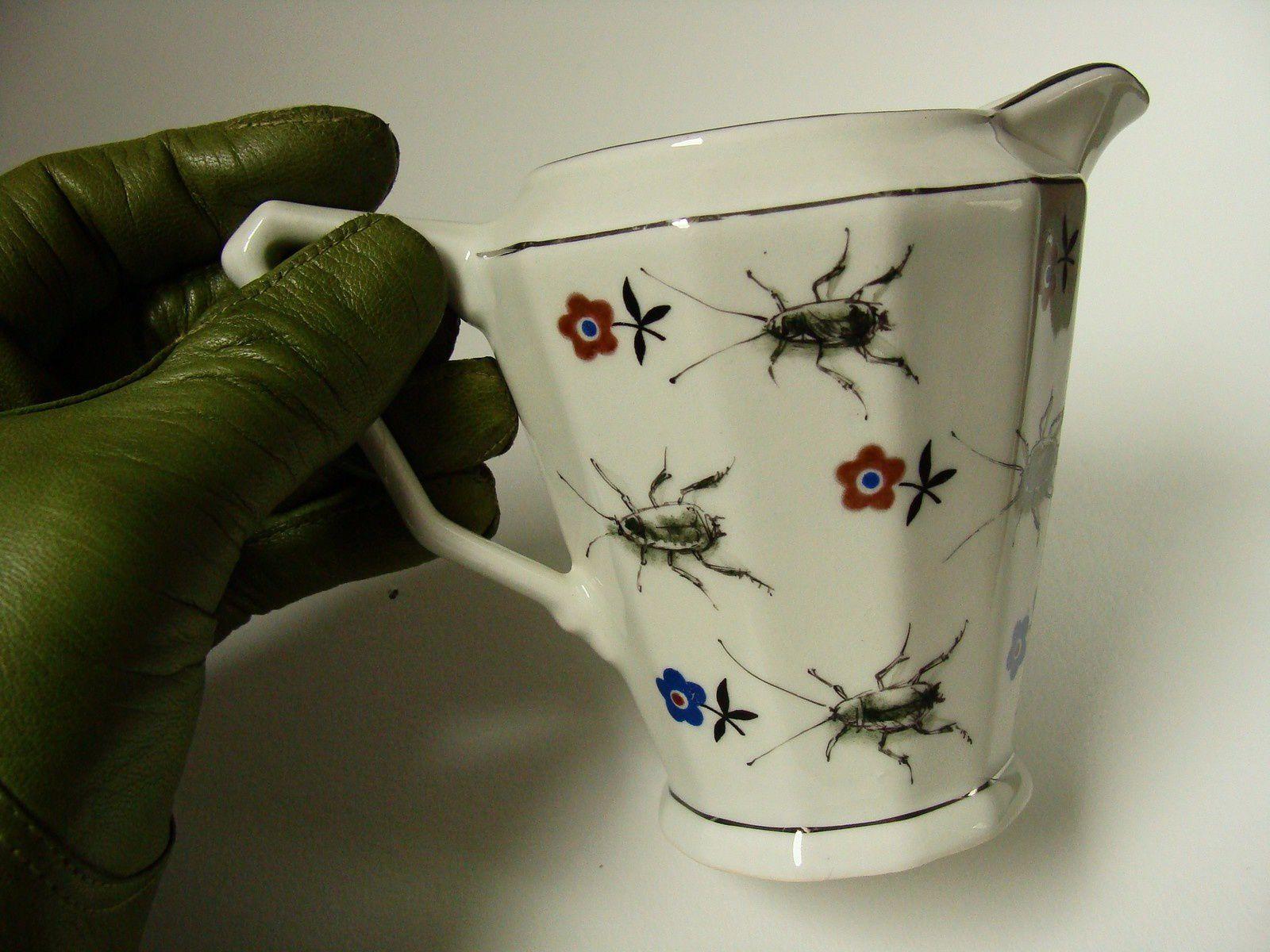 Des blattes