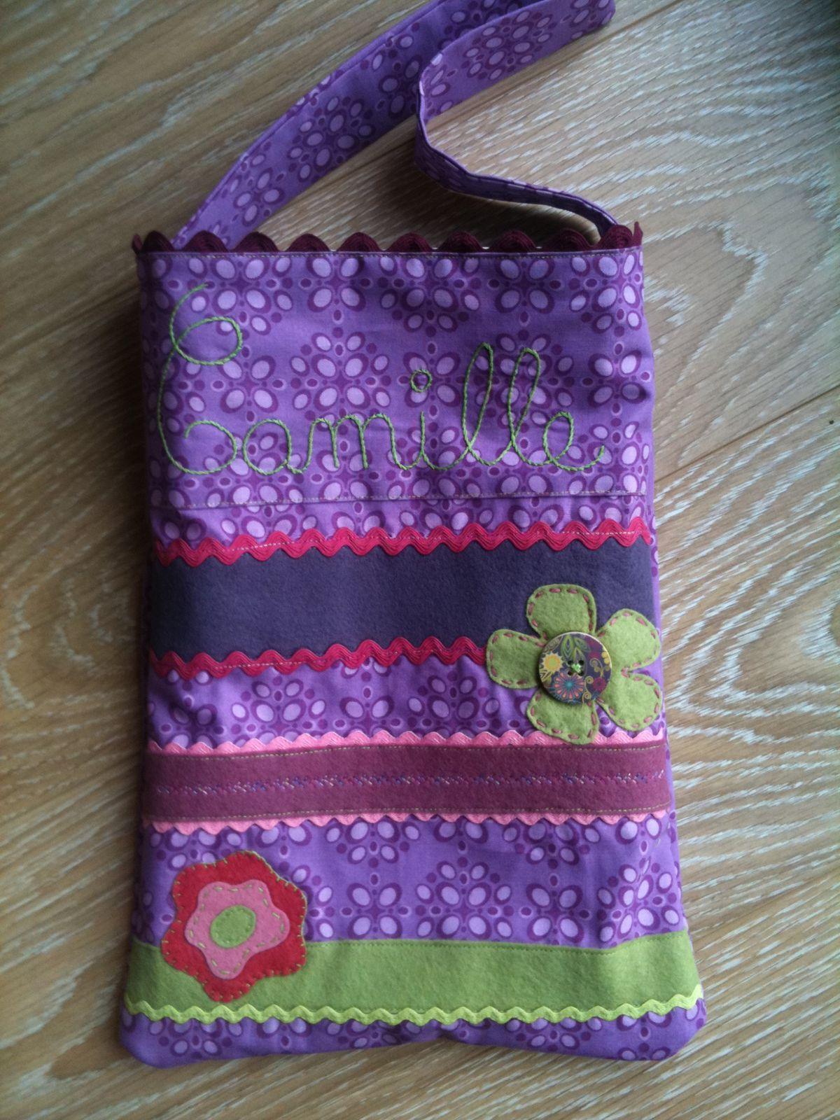&quot&#x3B; un sac pour Camille &quot&#x3B;