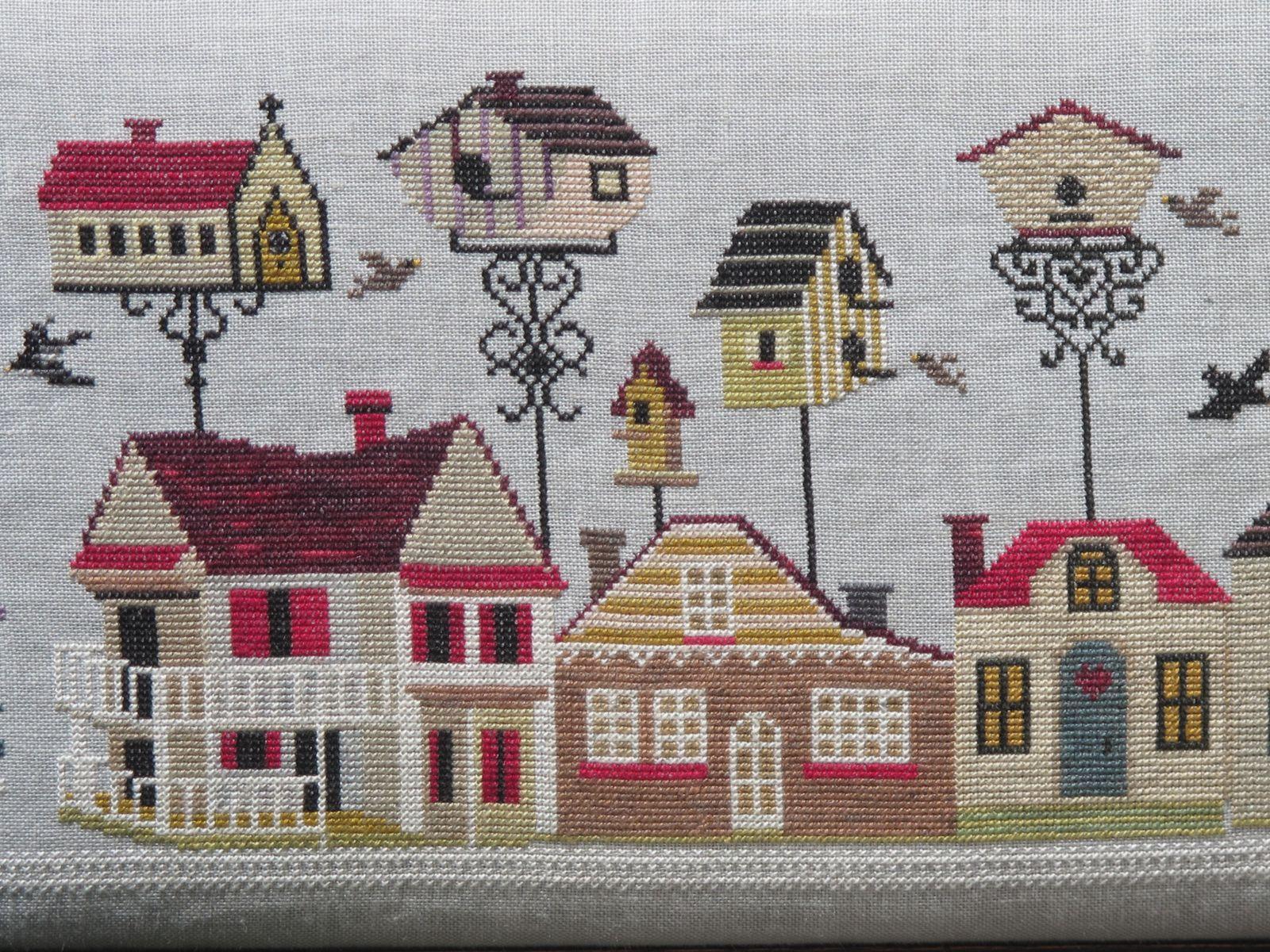 Maisons et Nichoirs