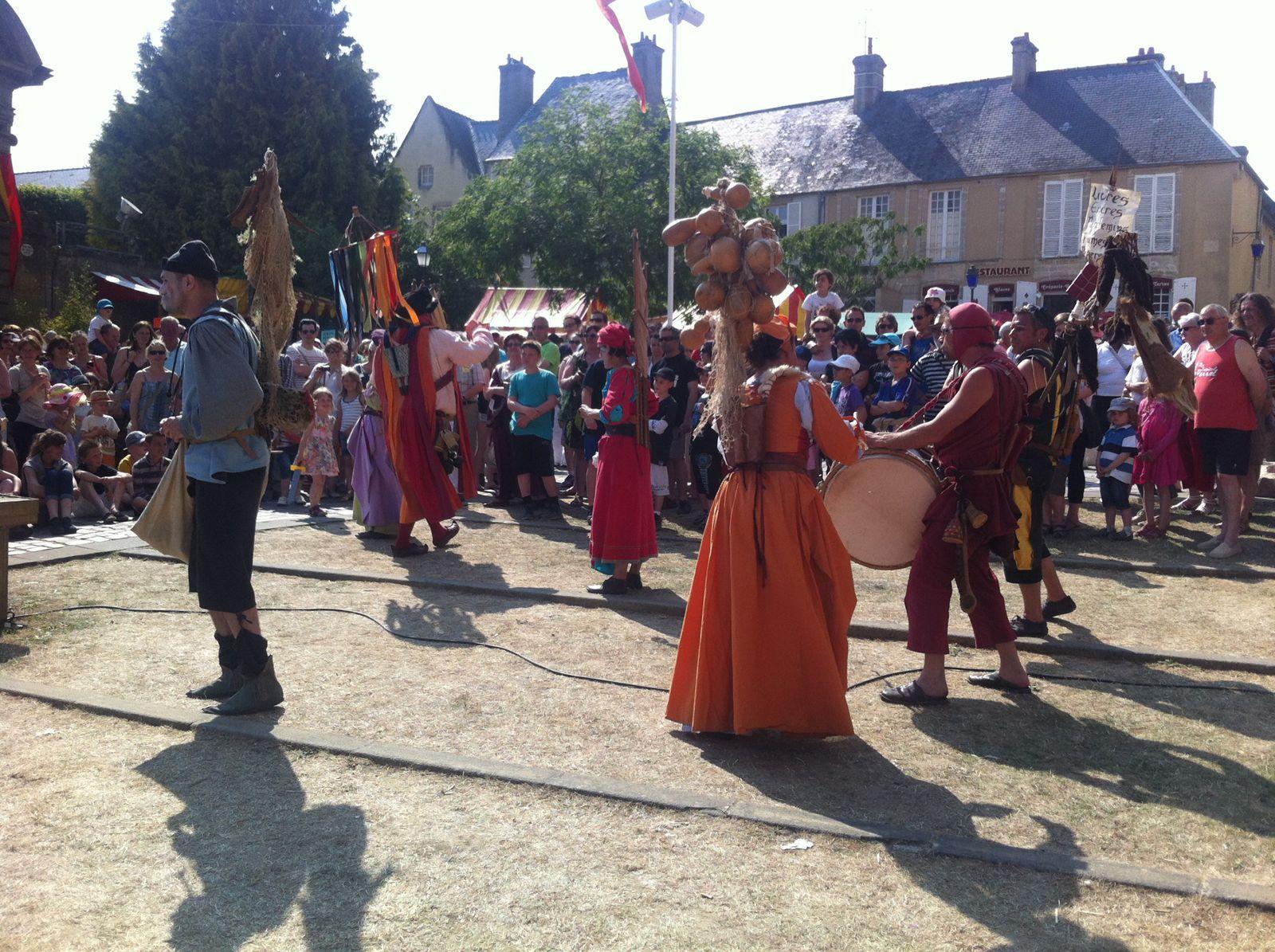 troubadours et jongleurs