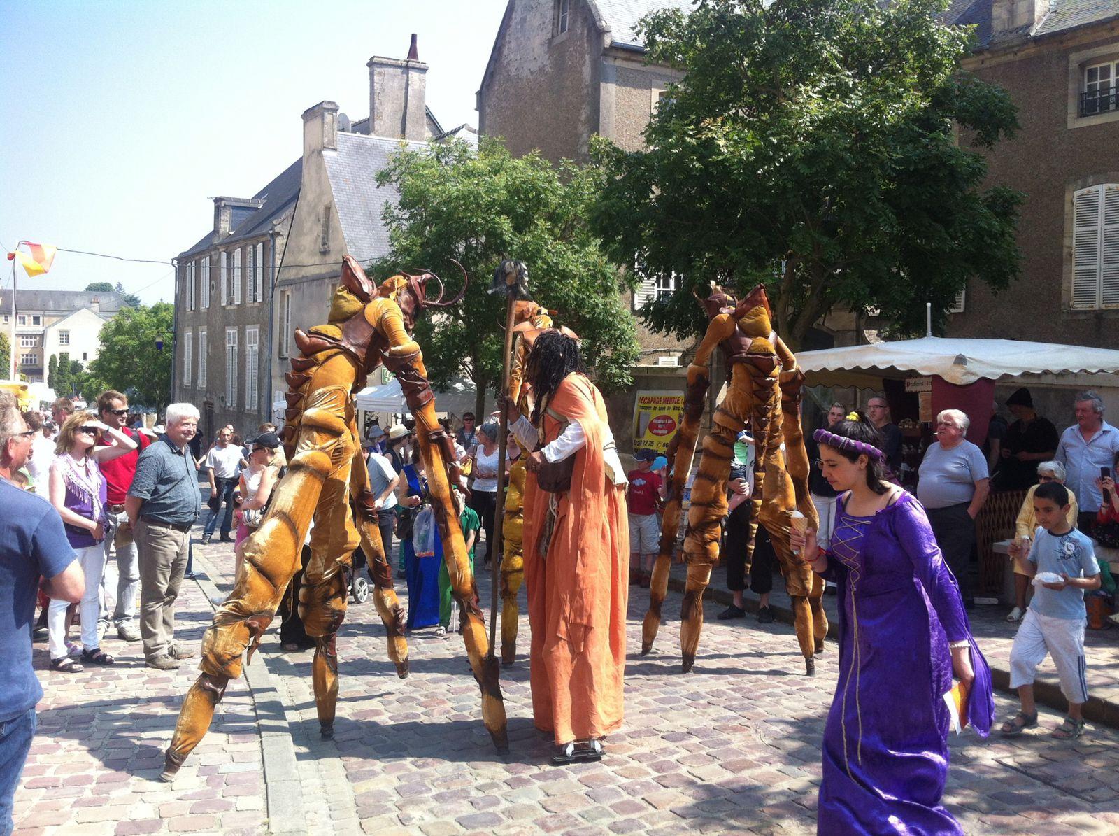 &quot&#x3B; Les médiévales de Bayeux&quot&#x3B;