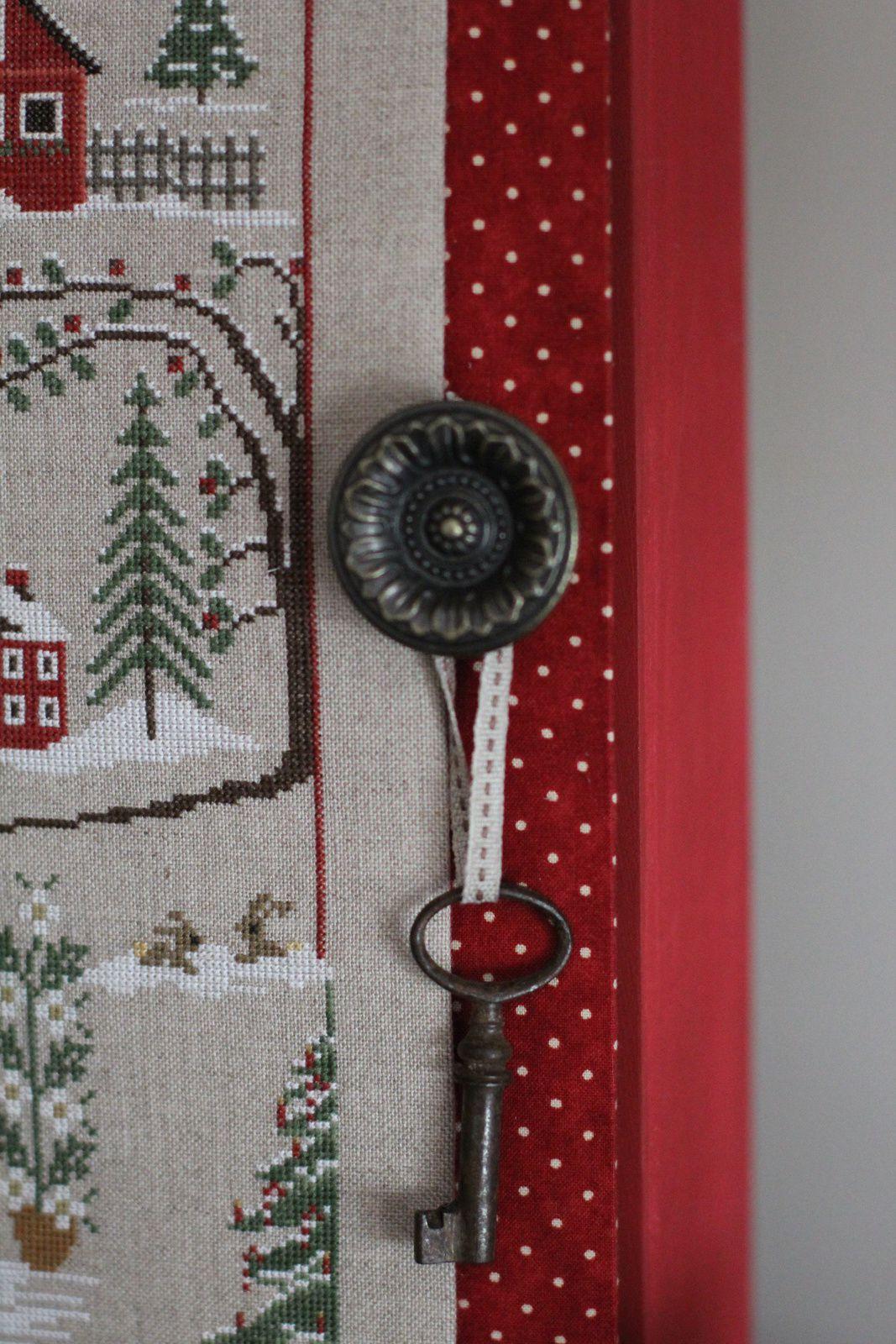 &quot&#x3B; Mon Christmas village &quot&#x3B;