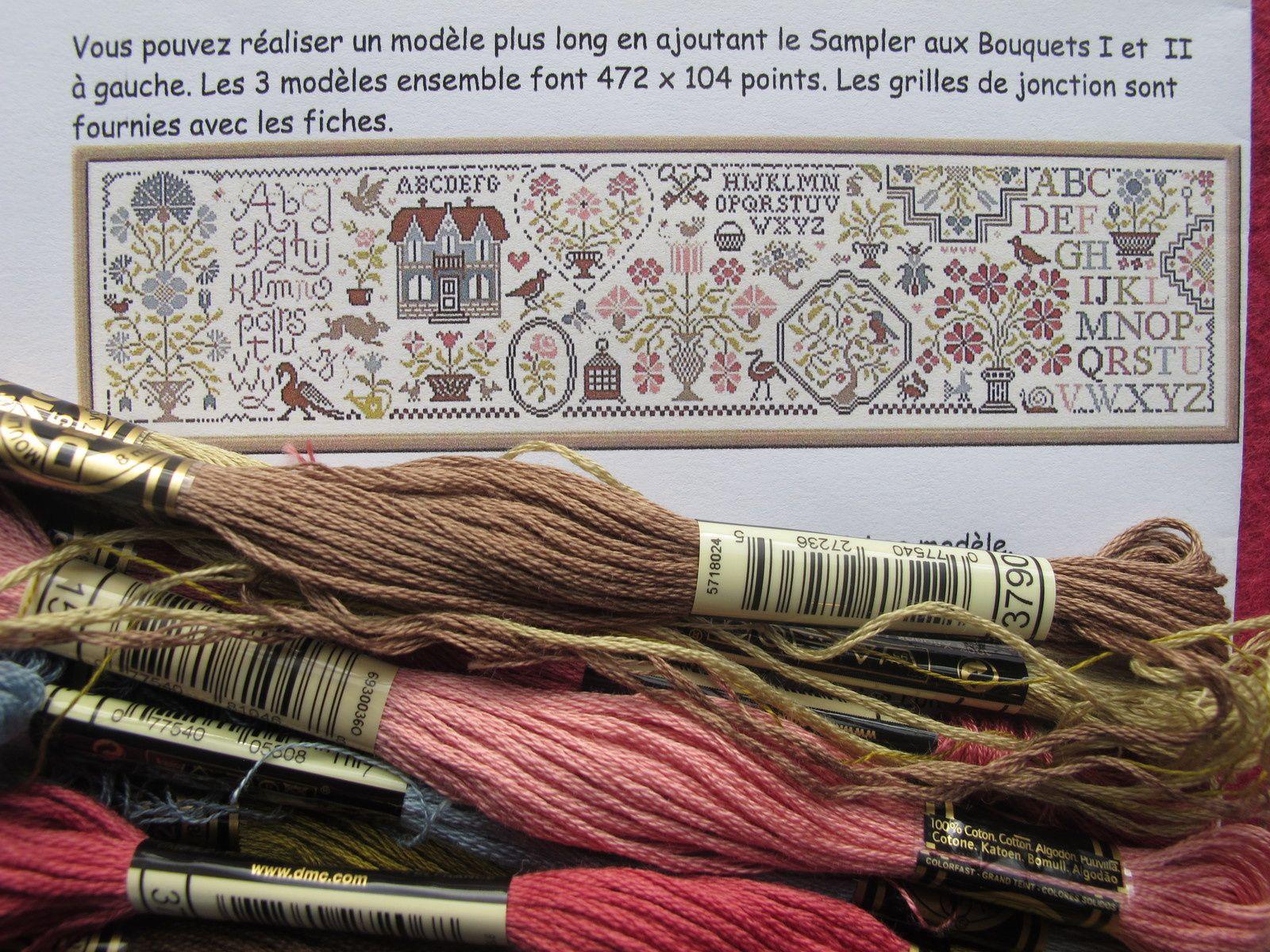 &quot&#x3B;SAL de Sampler aux bouquets&quot&#x3B;