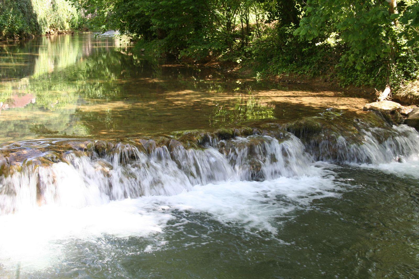 Les cascades de Beaume les messieurs !!!