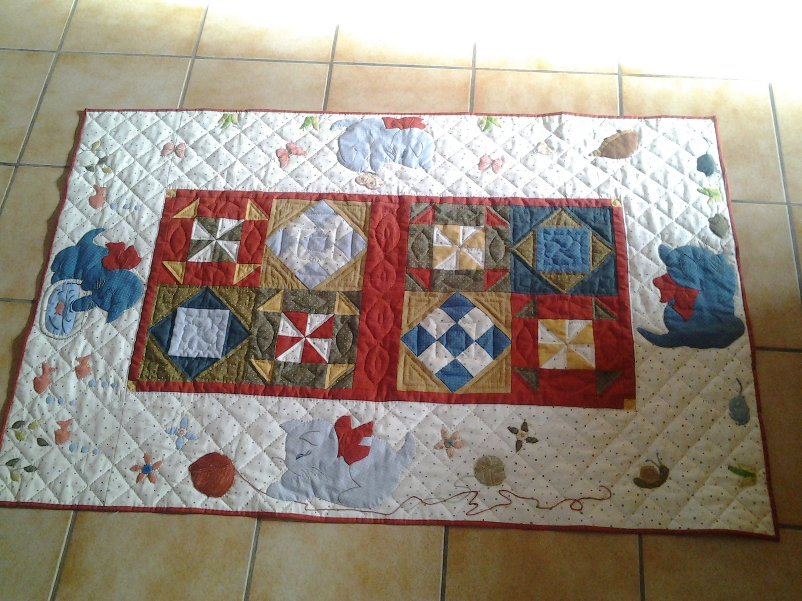 Mes Chatons Quiltés