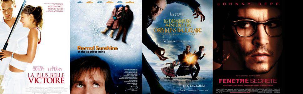 Rétrospective de 2004 : les films de cinéma - partie 3/9