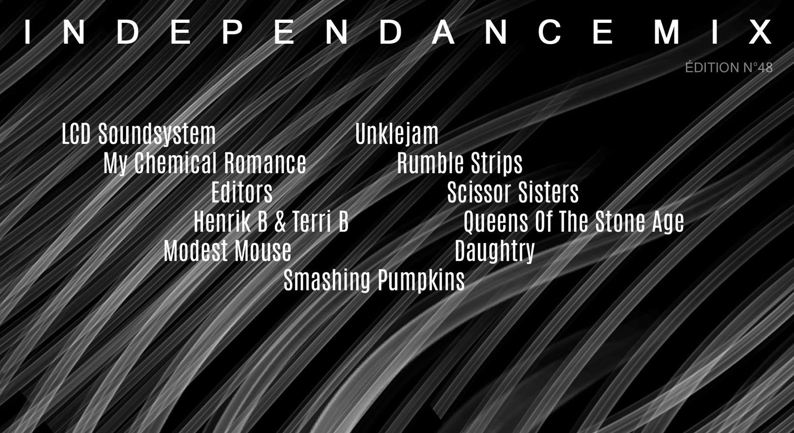 Independance Mix - Vidéoliste n°48