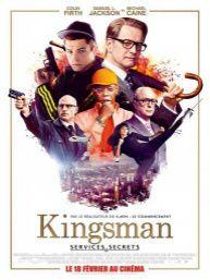 Kingsman : Services Secrets (Film d'aventures - Action)