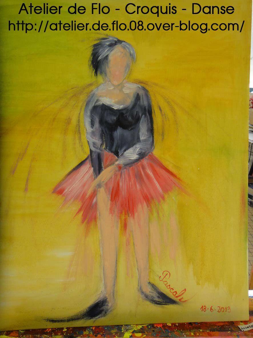 L'Atelier Croquis fête la musique en dessinant la danse !