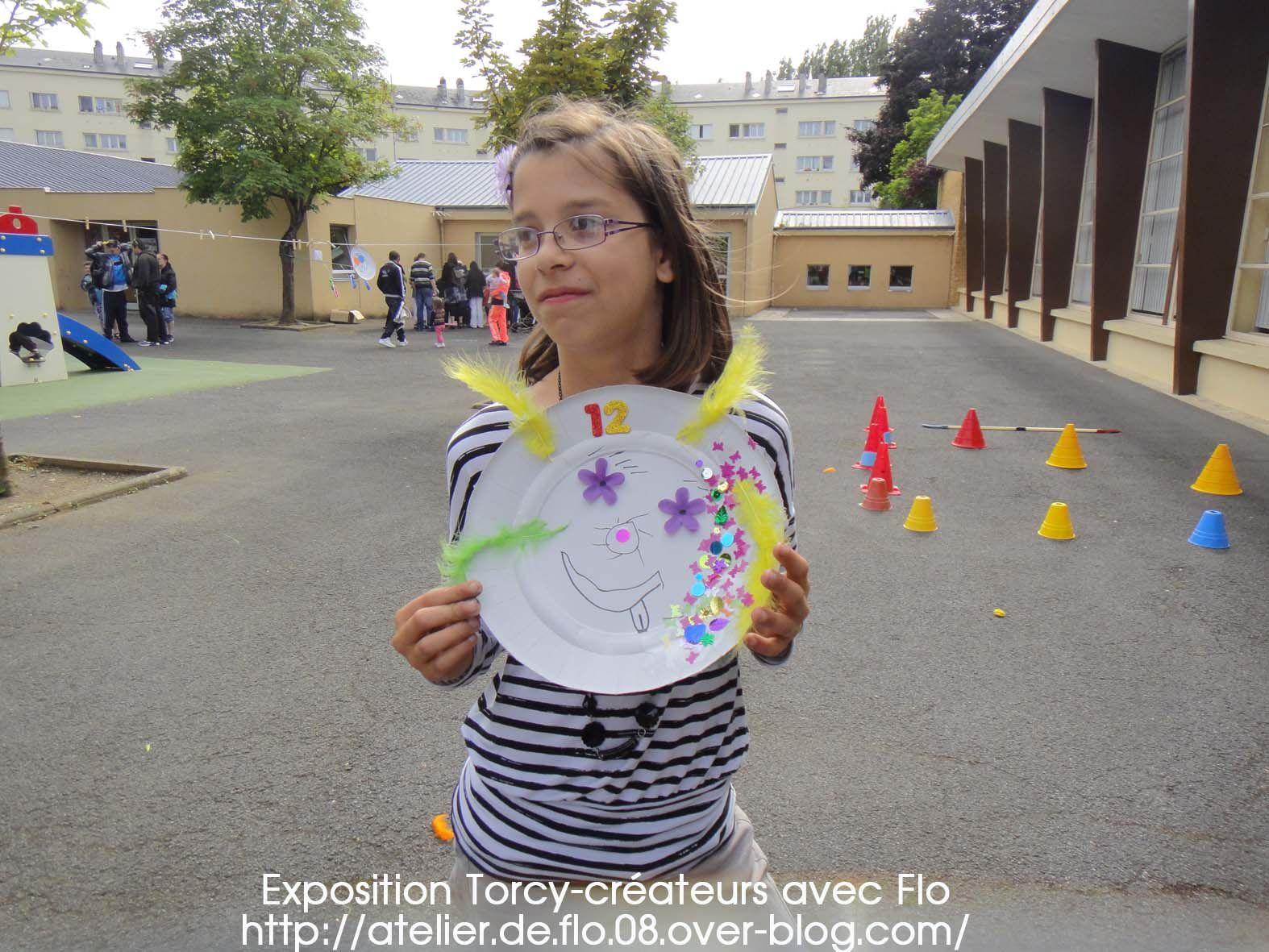 L'Atelier-Concours Smiley avec Flo et ses gagnants