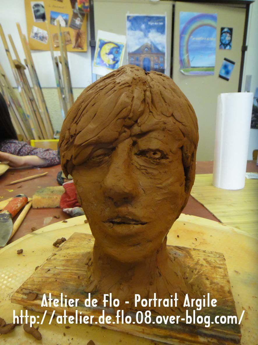 Portrait Argile pour les ados