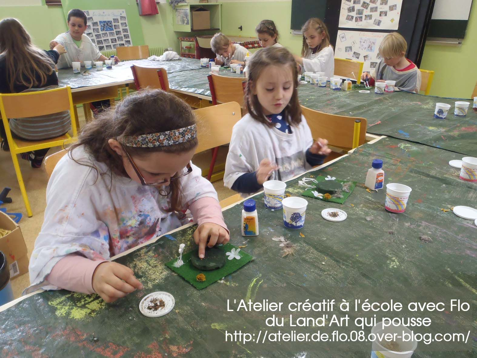 Du Land'Art à l'école