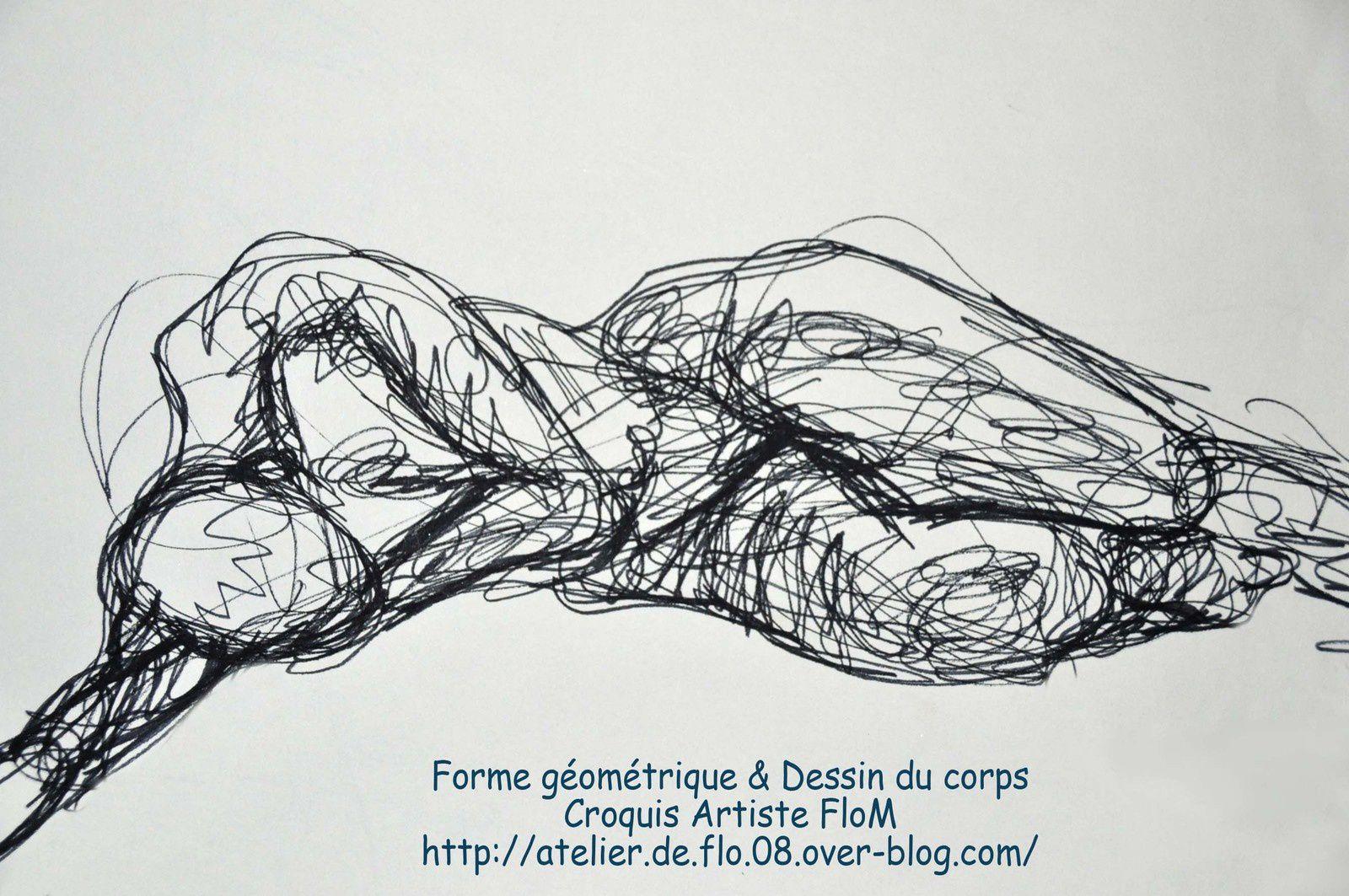 Je croque en forme l 39 atelier de flo m for Artiste dessin