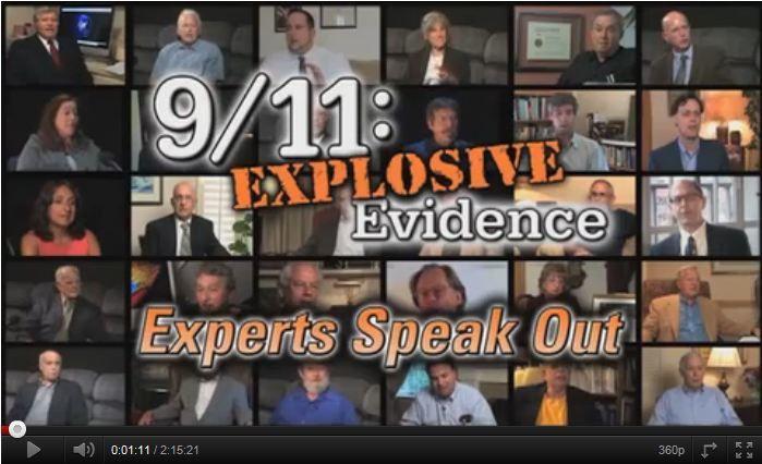 Des preuves explosives du 11/9 – Des experts se prononcent