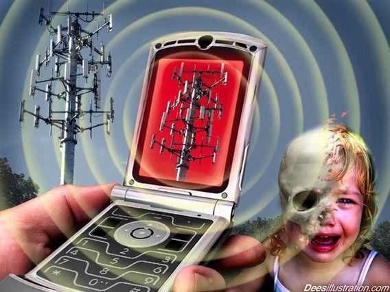 Un témoignage sur le danger des ondes électromagnétiques pour la santé...