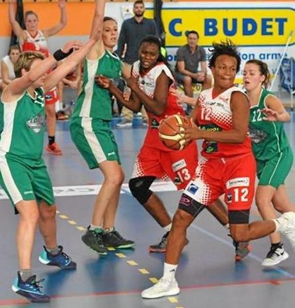 Crossac Basket Nationale 3 Dimanche 29 Janvier à 15h30 .....