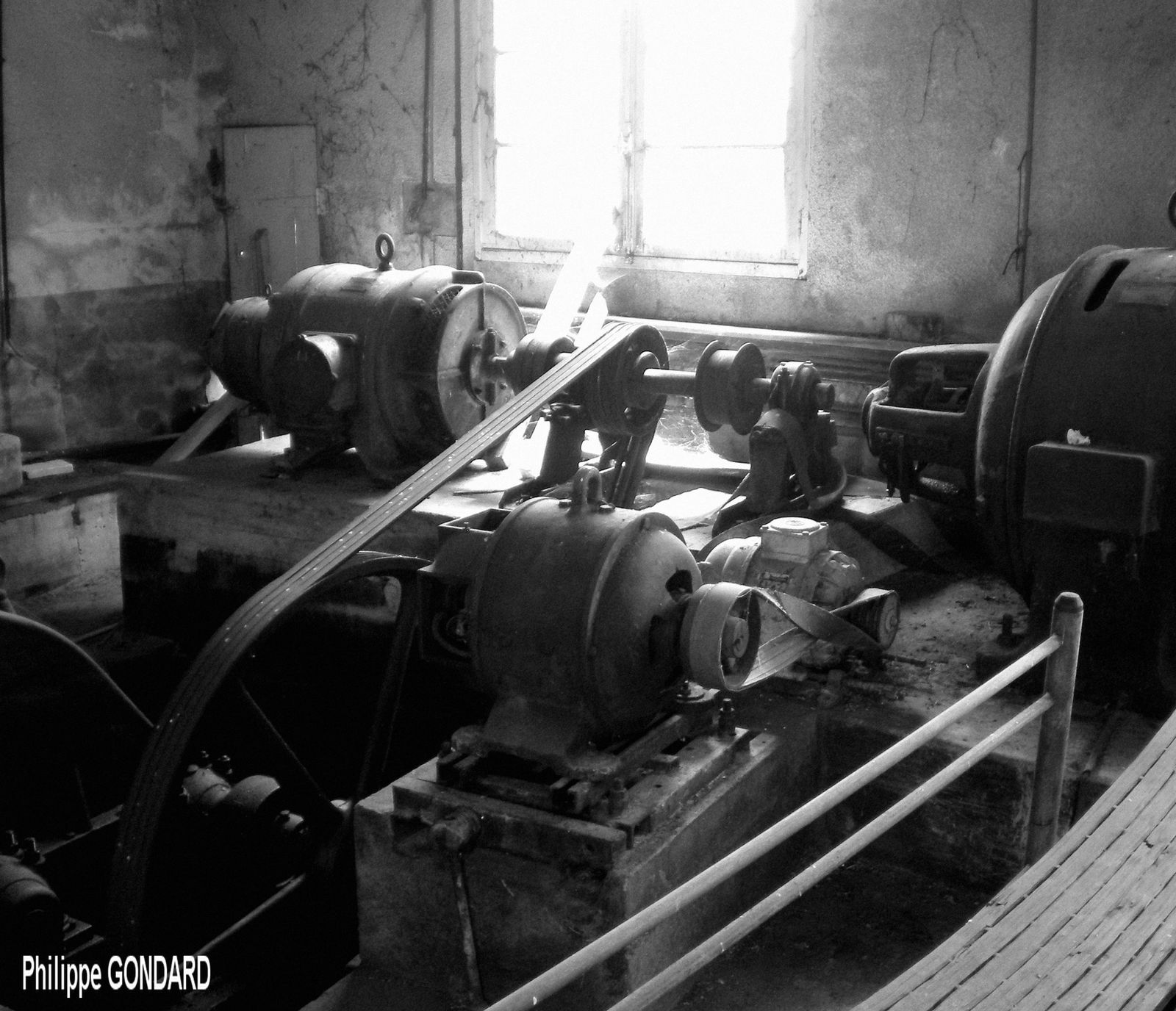 Photos du moulin de Spay (72)