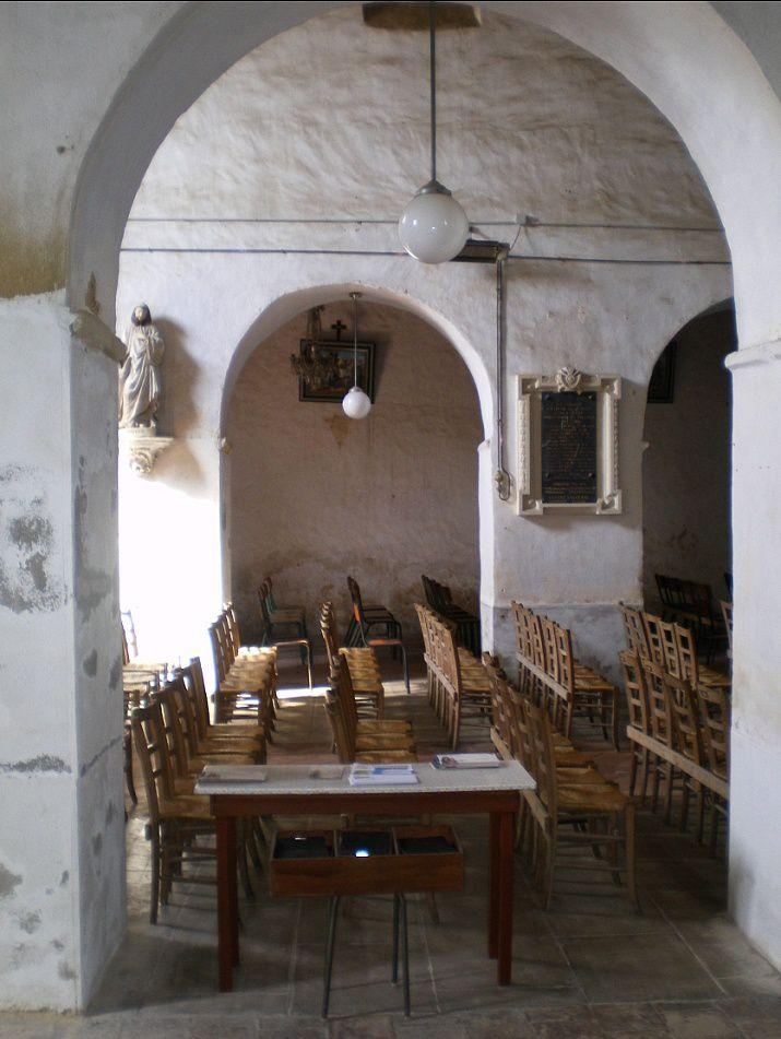 Aperçu sur les églises médiévales de la région de La Suze (72) - Partie 2