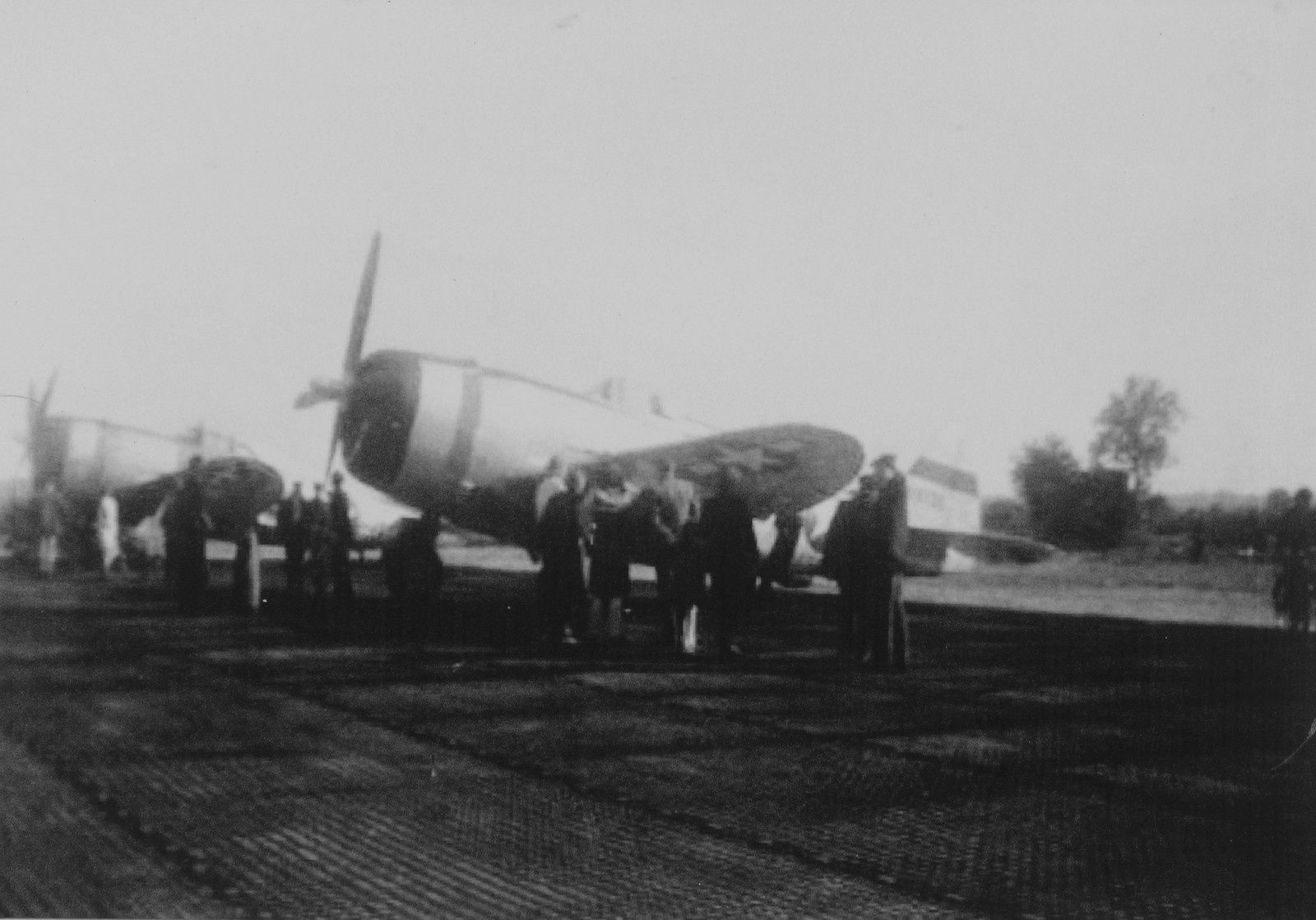 Un P47 du 373th Fighter Group.