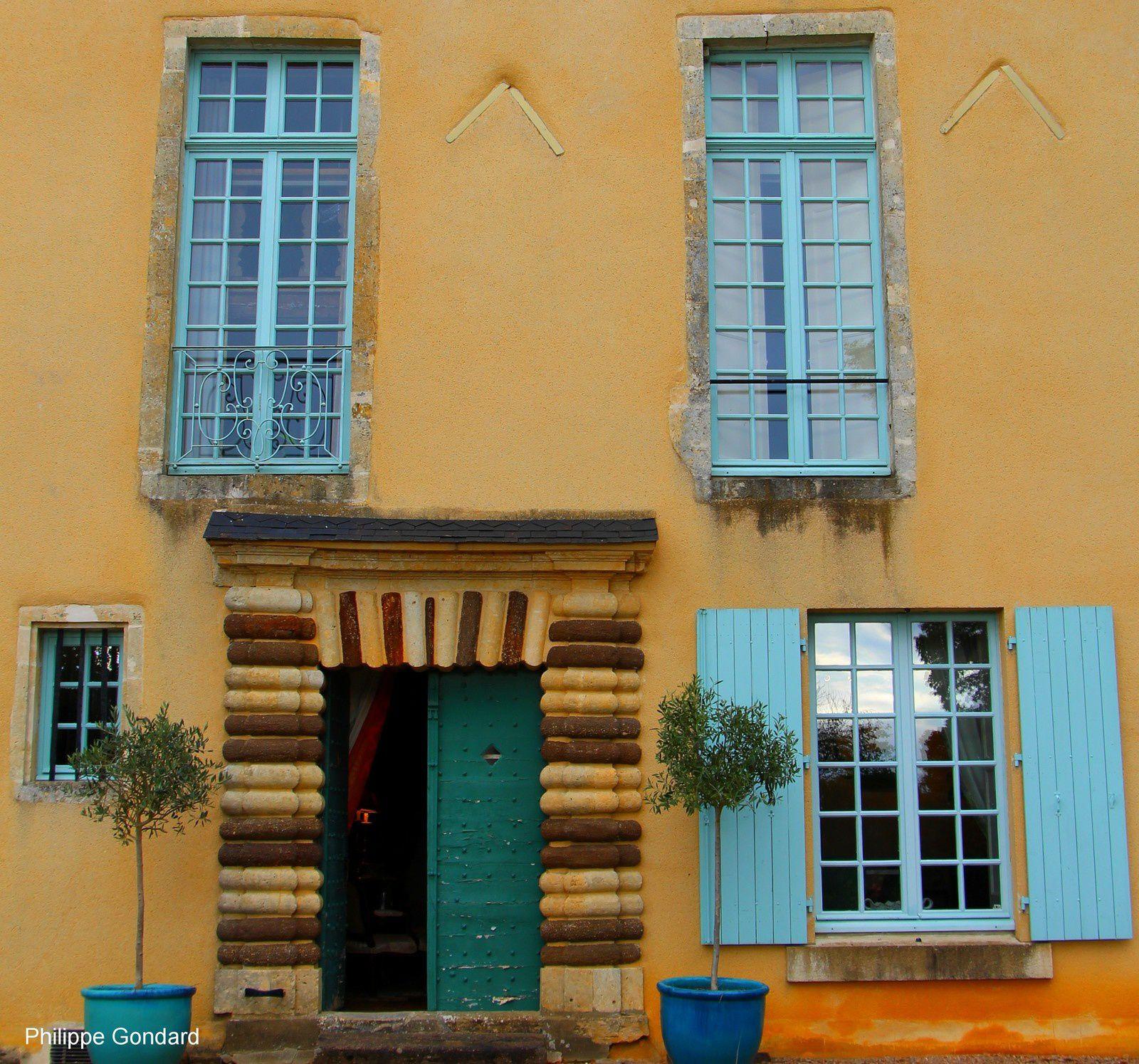 Journées du patrimoine à La Sauvagère à Chemiré le Gaudin (Sarthe)