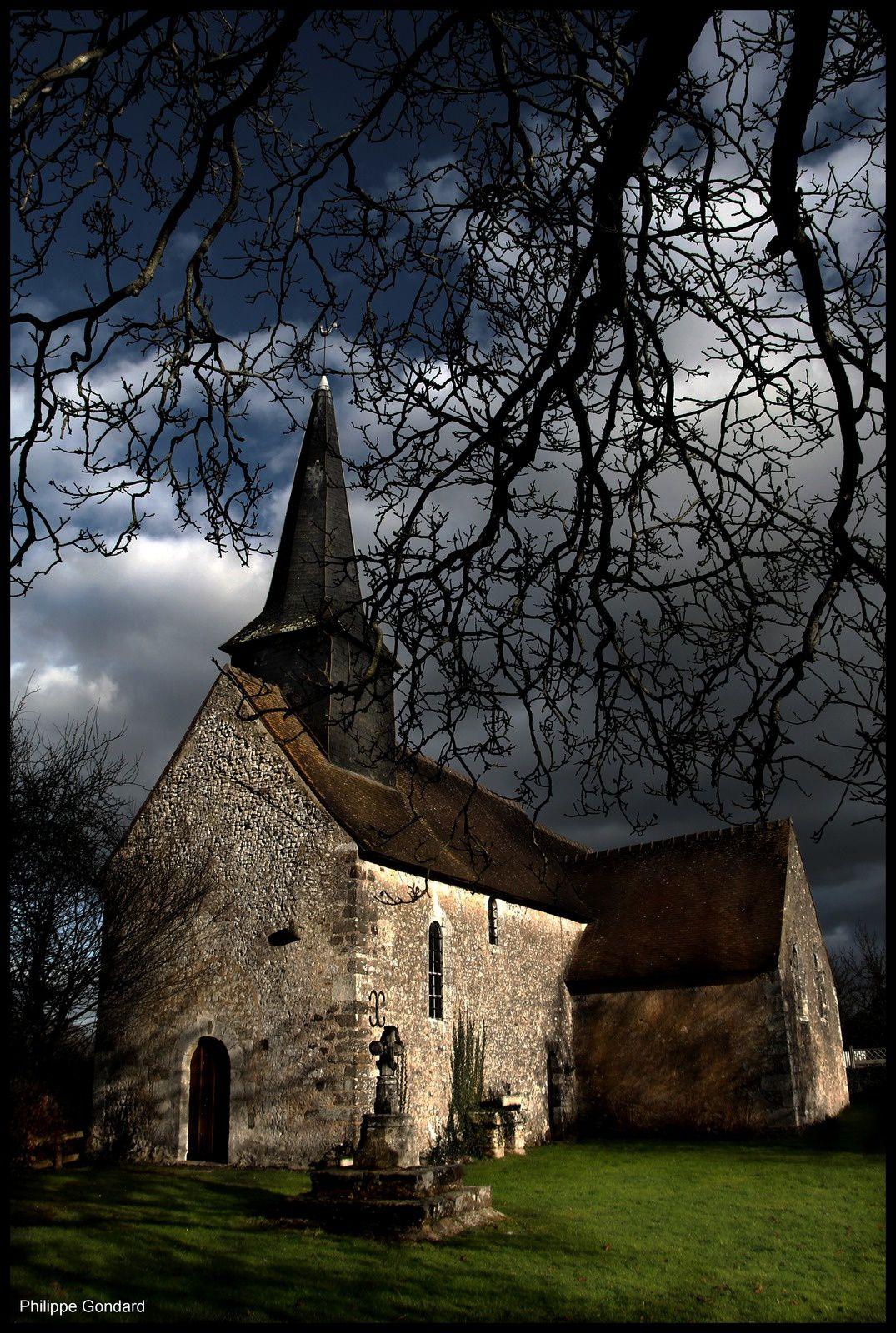 Chemiré le Gaudin - L'église d'Athenay
