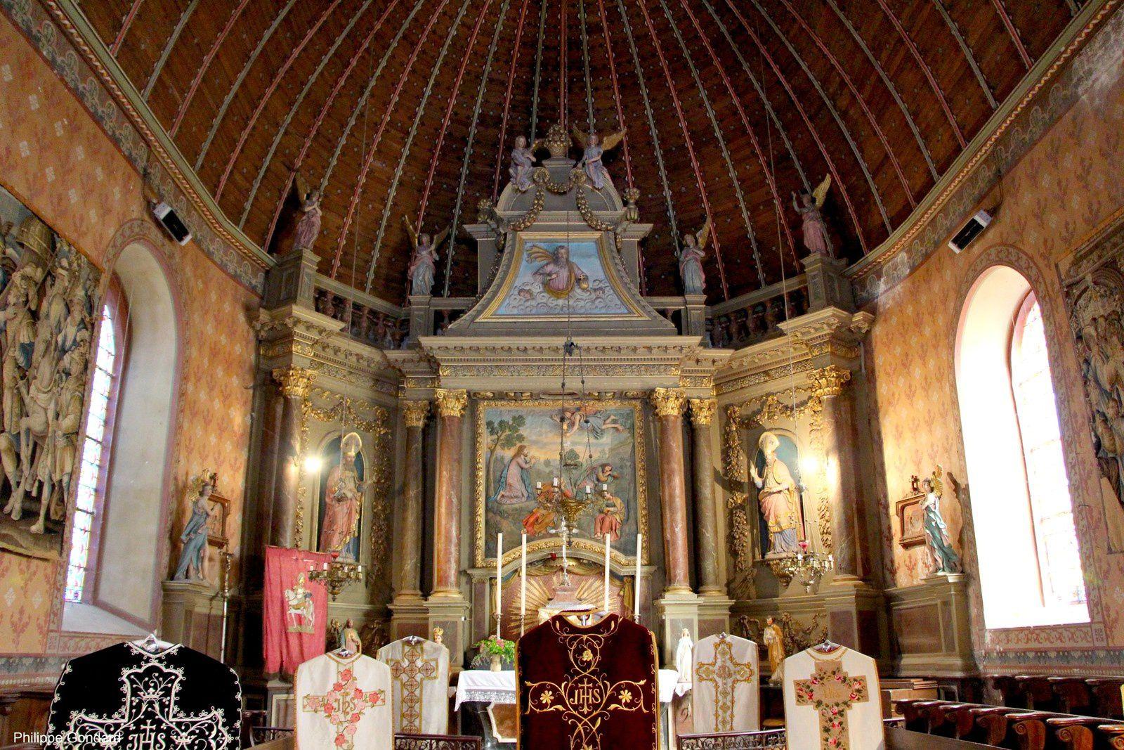 Bilan des Journées du patrimoine dans la région de La Suze/Val de Sarthe