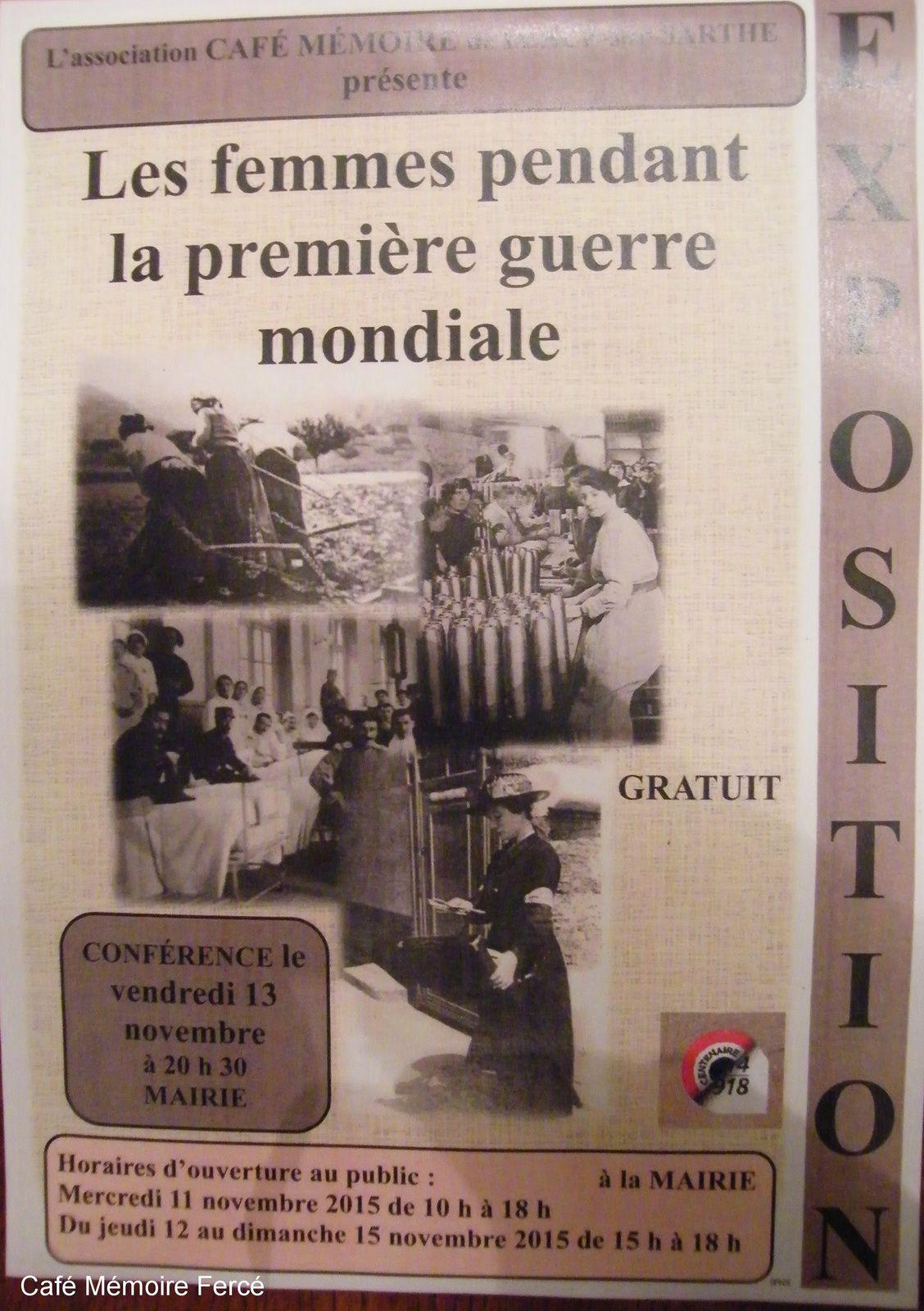 Café Mémoire de Fercé sur Sarthe