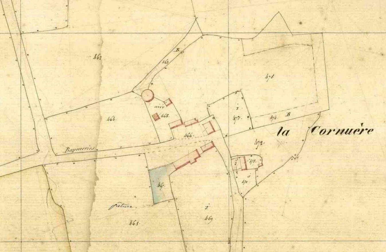 Cadastre 1843