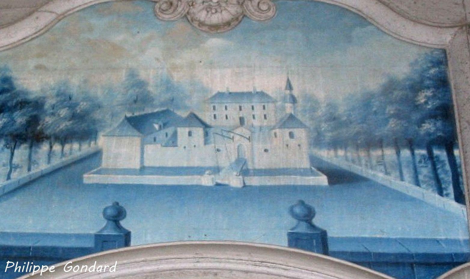 Buffe au XVIIIème siècle