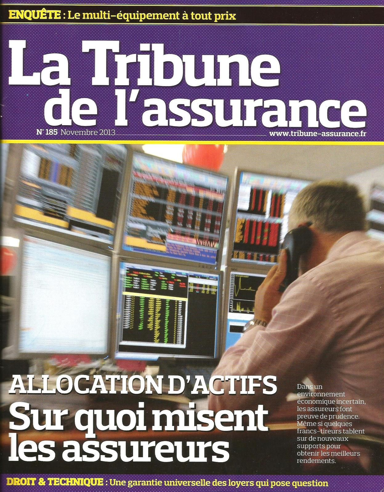 si on parlait management LA TRIBUNE DE L'ASSURANCE article par Charles Brillet