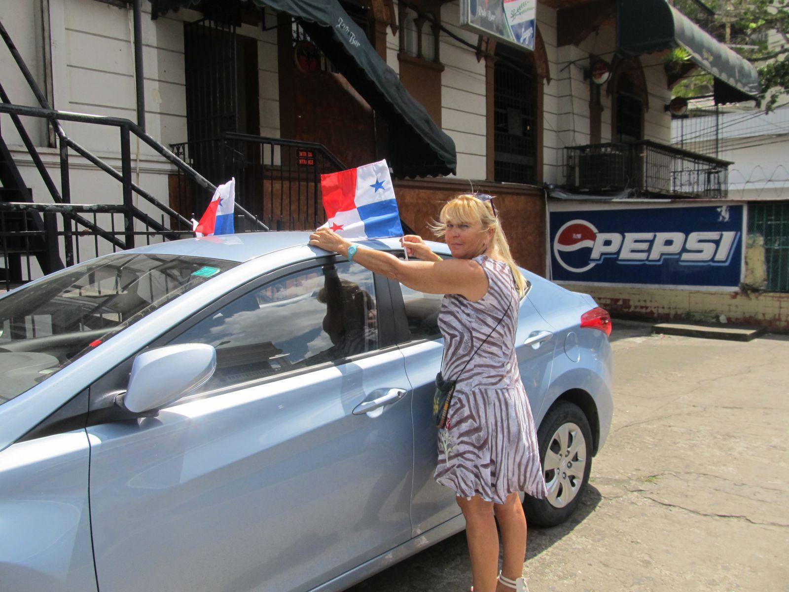 CAR   COLORE´S  + PANAMA  CITY  + FIESTA  A  EL  VALLES