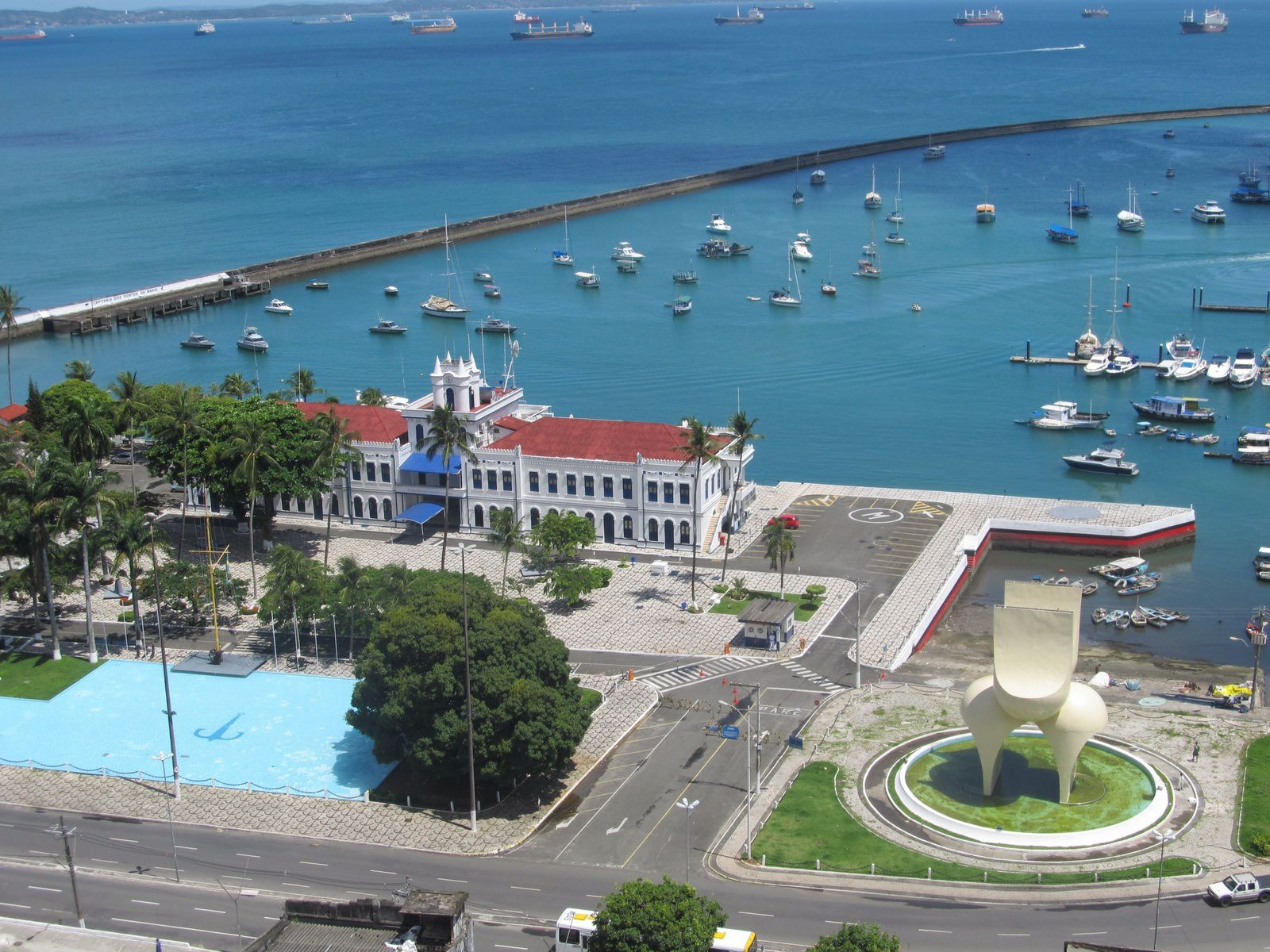 SALVADOR DE BAHIA LE CENTRE HISTORIQUE