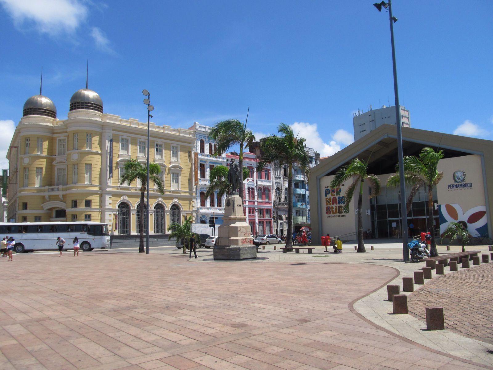 NOUS SOMMES À  2490 KM DE RIO DE JANEIRO