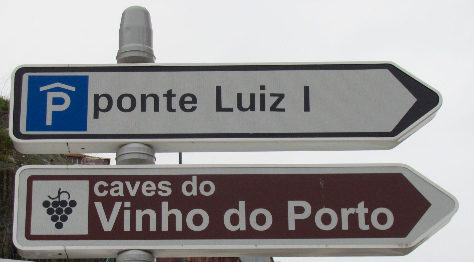 PORTO TYPIQUE  // LE PONT DOM LUIS 1er // LA  PATCHWORK //LA VALLÉE DE LA COSTA VERDÉ //