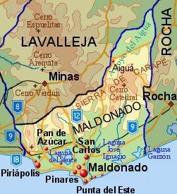 MALDONADO 34° // DROLE DE PONT // CASA PUEBLO //