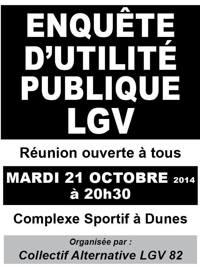 EUP : Réunion à Dunes